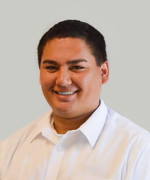 Jon Terry, Student Services Advisor