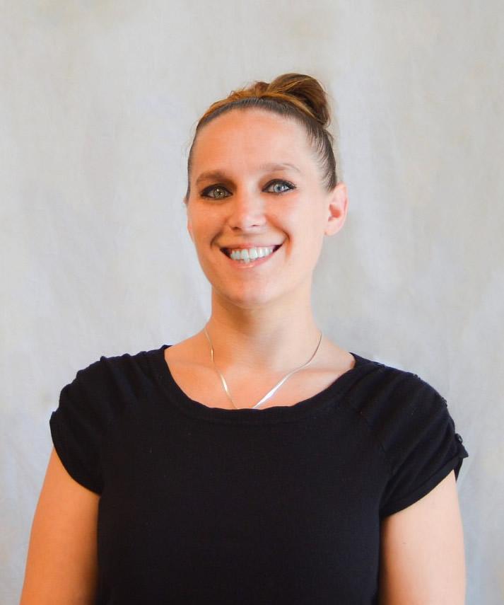 Mariha Holdridge Administrative Assistant
