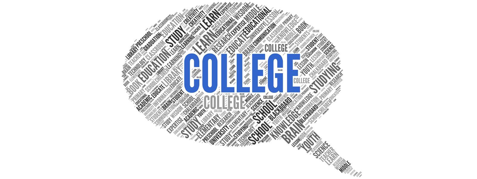 College funding media