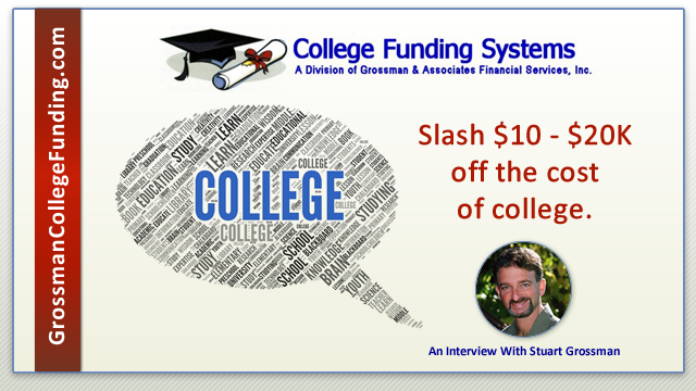 College Funding Systems interview with Stuart Grossman